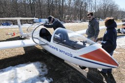 glider assembly blairstown airport