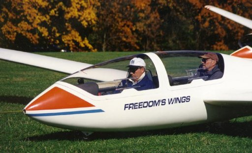 Freedoms Wings International | Soaring For People With Disabilities